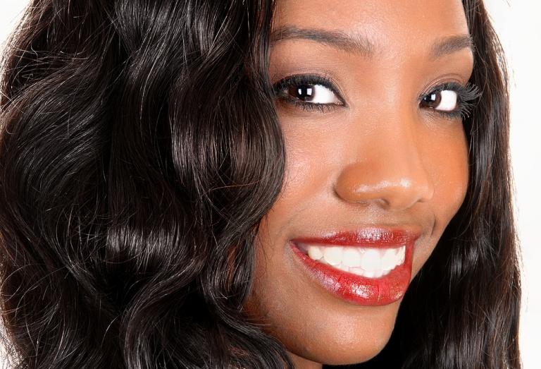 Pretty-Face-Of-Black-Girl